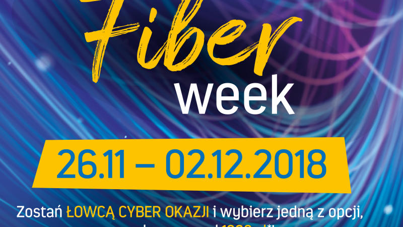 FIBER WEEK w ASTA-NET